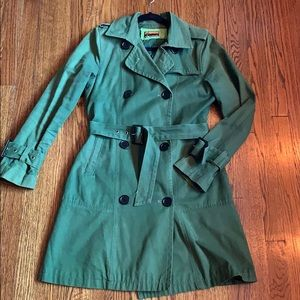Brooklyn Industries trench coat- RARE!